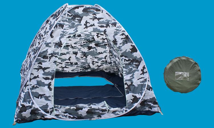 Палатка автомат для зимней рыбалки