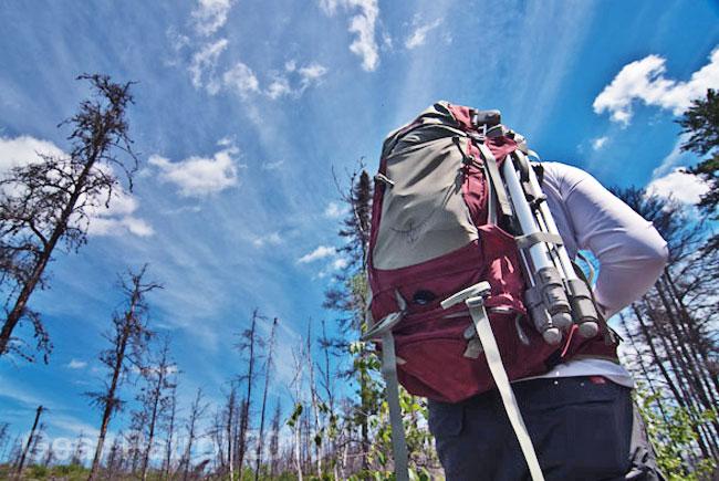 Туристический рюкзак своими руками