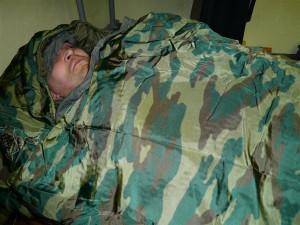 Мешок спальный армейский