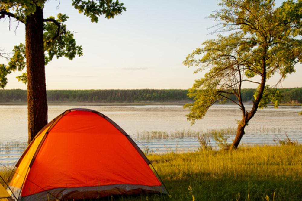 Как собрать китайскую палатку?
