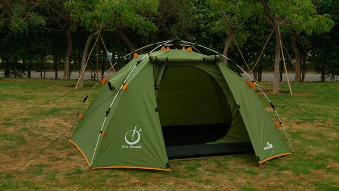 Палатка самораскладывающаяся