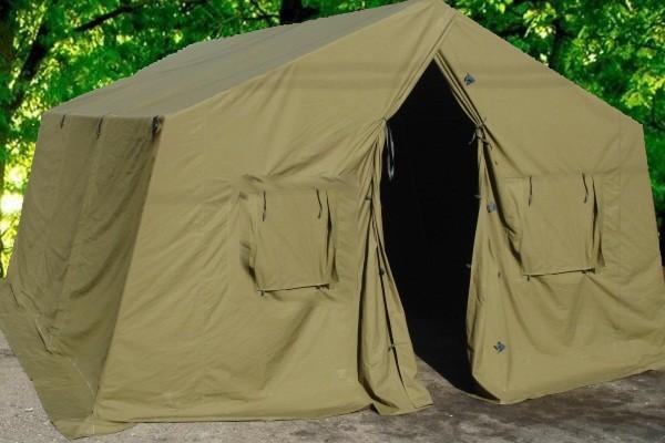 Палатка брезентовая купить