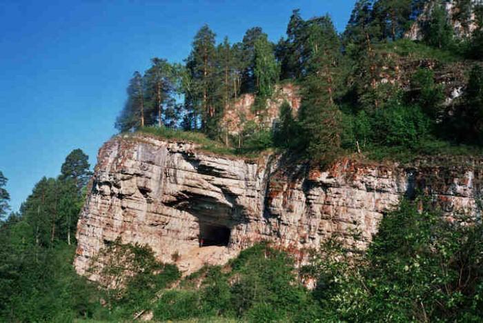 Игнатьевская пещера. Челябинская область