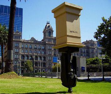 Памятник Чарльза Ла Тробе